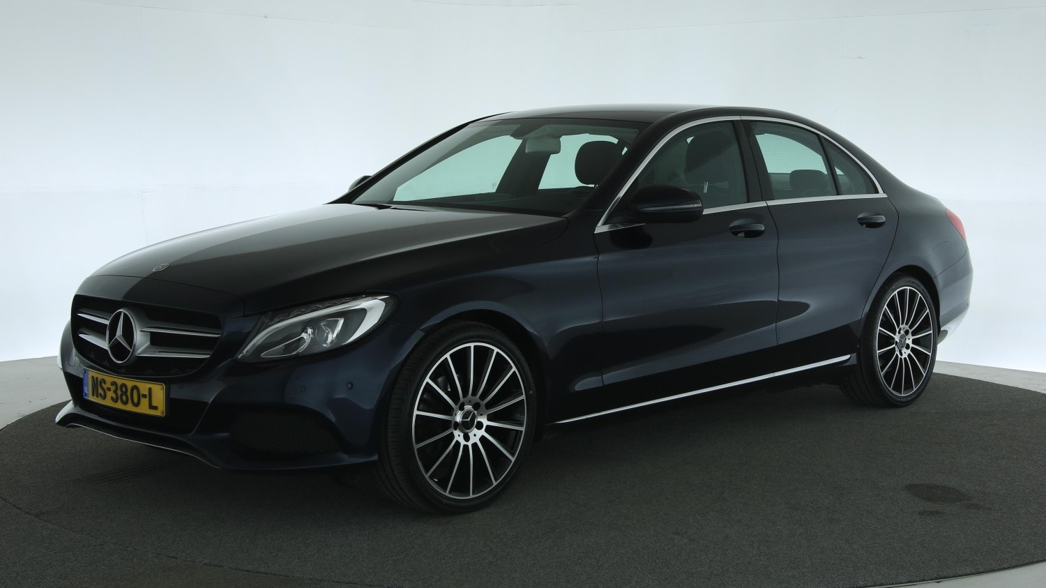 Mercedes-Benz C-klasse Sedan 2017 NS-380-L 1