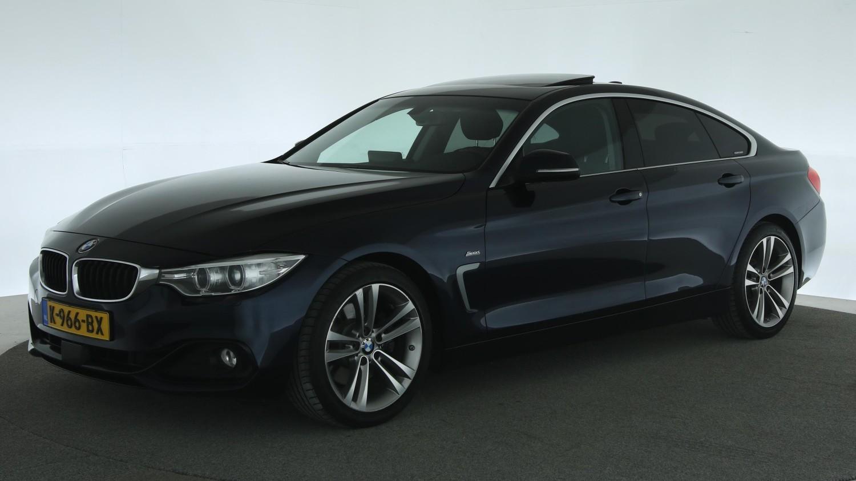 BMW 4-serie Hatchback 2016 K-966-BX 1