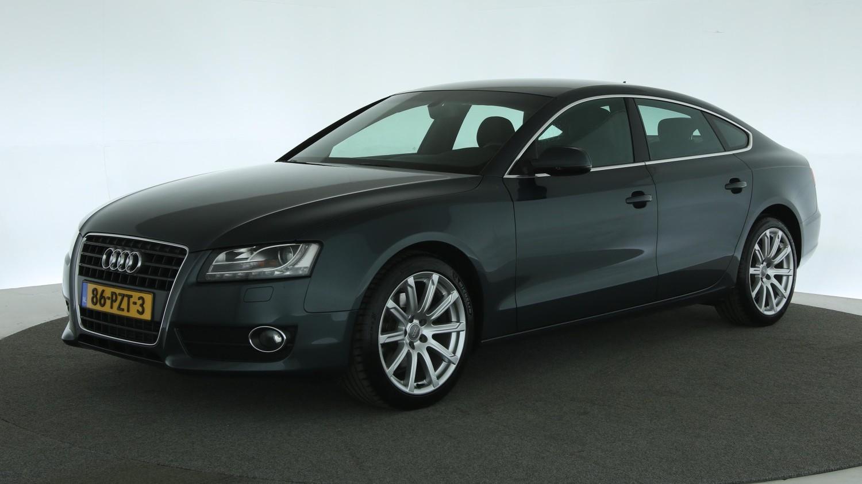 Audi A5 Hatchback 2011 86-PZT-3 1