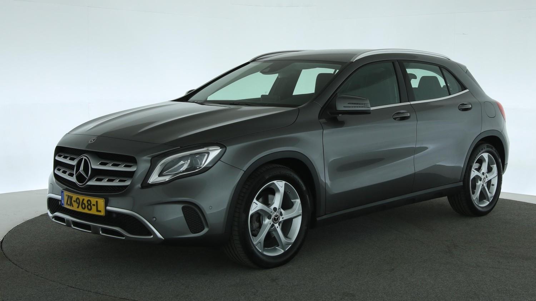 Mercedes-Benz GLA-klasse SUV / Terreinwagen 2018 ZK-968-L 1