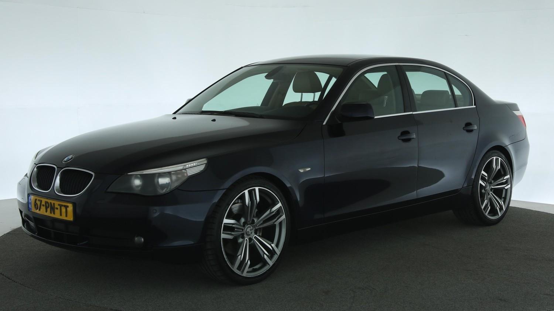 BMW 5-serie Sedan 2004 67-PN-TT 1