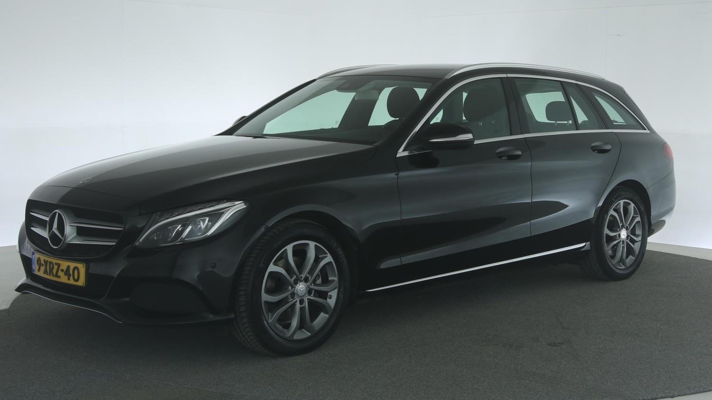 Mercedes-Benz C-klasse Station 2014 9-XRZ-40 1