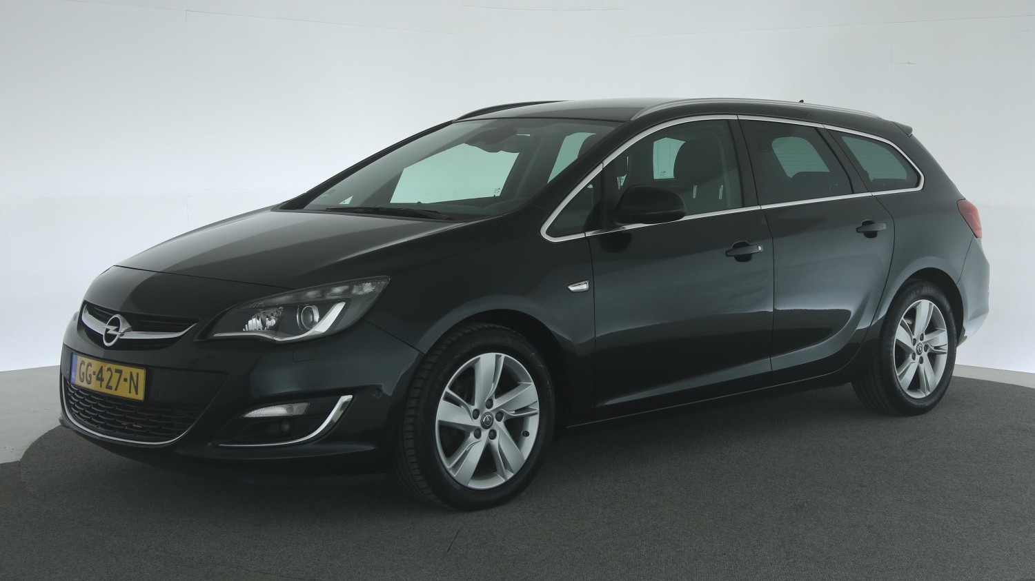 Opel Astra Station 2015 GG-427-N 1
