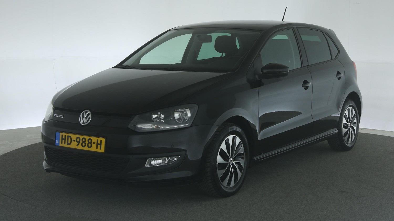 Volkswagen Polo Hatchback 2015 HD-988-H 1