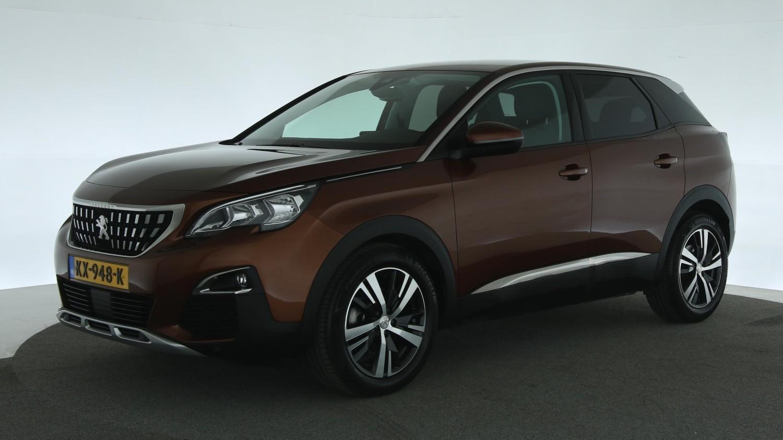 Peugeot 3008 SUV / Terreinwagen 2017 KX-948-K 1