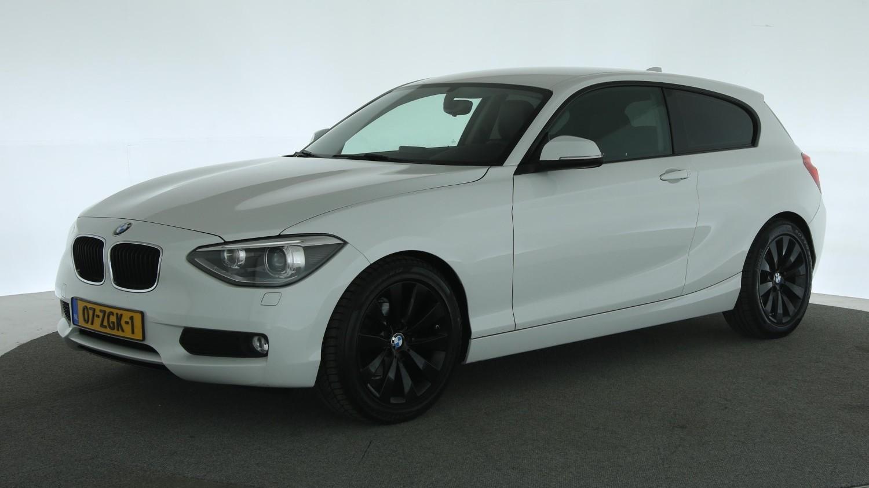 BMW 1-serie Hatchback 2012 07-ZGK-1 1