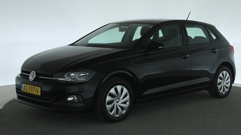 Volkswagen Polo Hatchback 2018 RZ-797-V 1