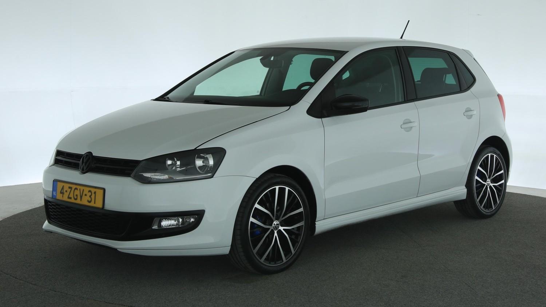 Volkswagen Polo Hatchback 2015 4-ZGV-31 1