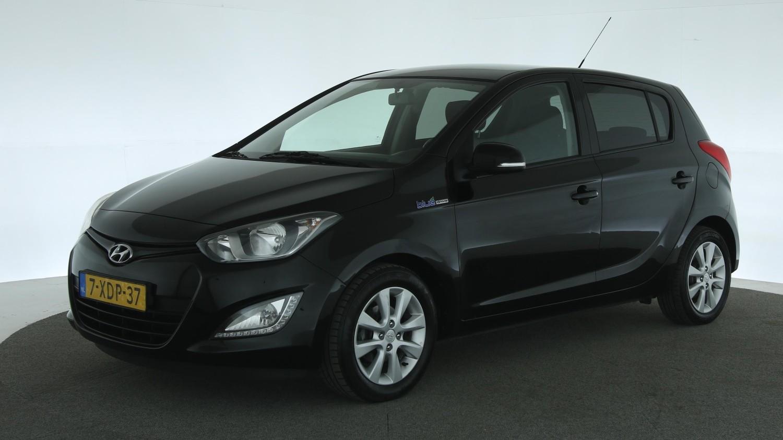 Hyundai i20 Hatchback 2014 7-XDP-37 1