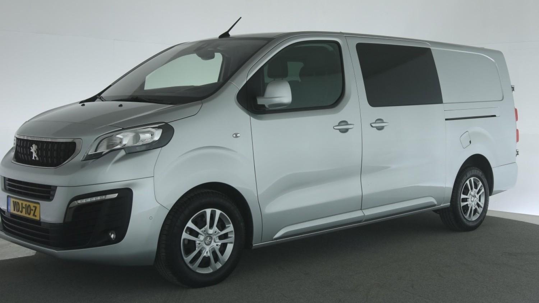 Peugeot Expert Bedrijfswagen 2017 VDJ-10-Z 1