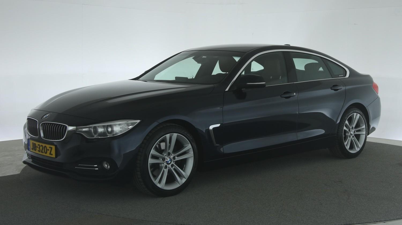BMW 4-serie Hatchback 2016 JB-320-Z 1