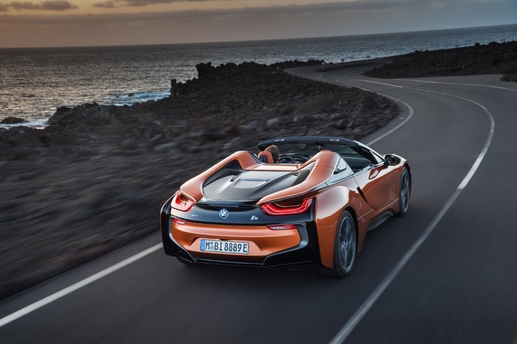 BMW I8 Vaartland