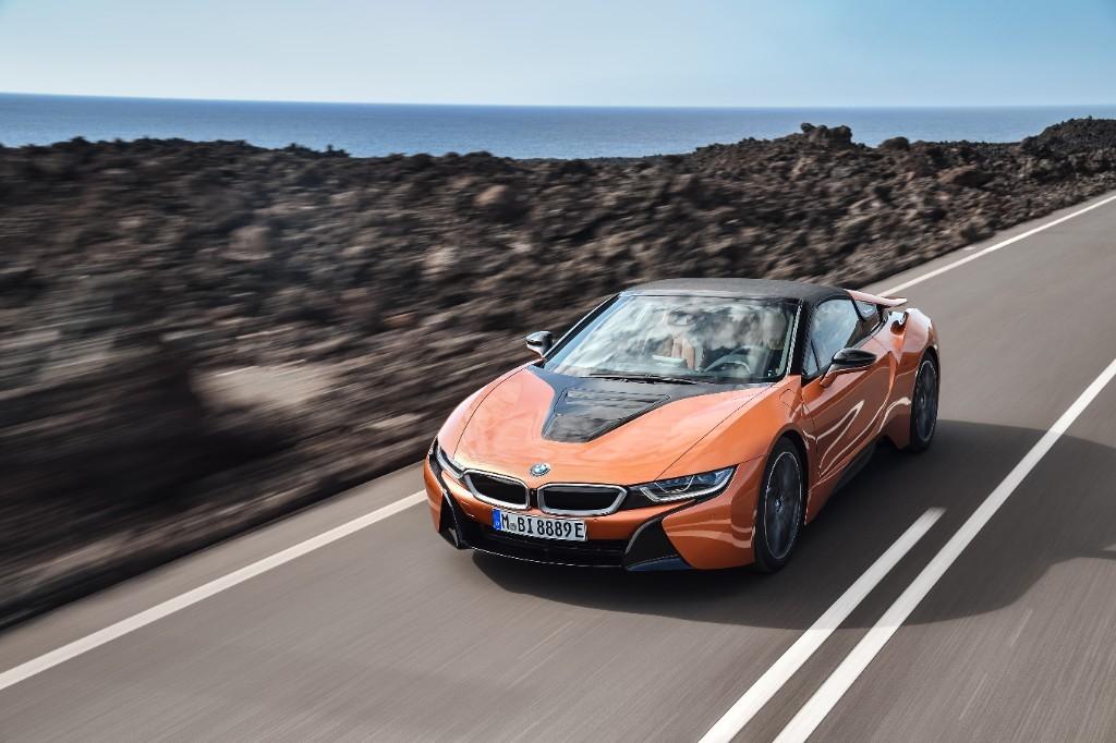 BMW I8 Vaartland 2