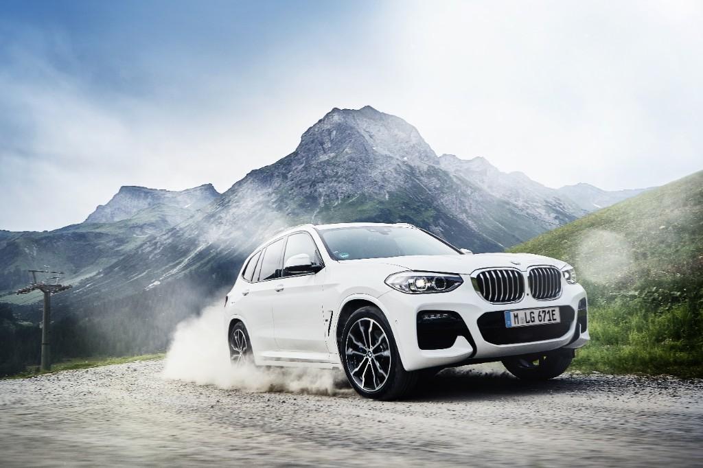 BMW X3 Vaartland